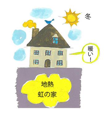 家の断熱化が、夏涼しく冬暖かい家を作る