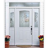 玄関ドアのオプションC
